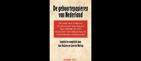 De geboortepapieren van Nederland