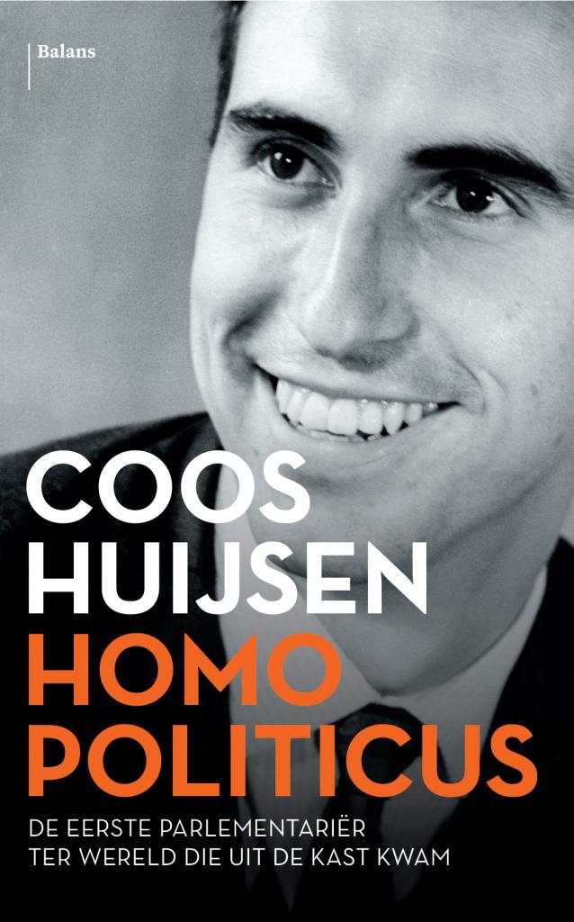Homopoliticus nieuw cover
